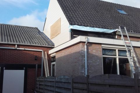 Dakopbouw Wesselman bouwbedrijf