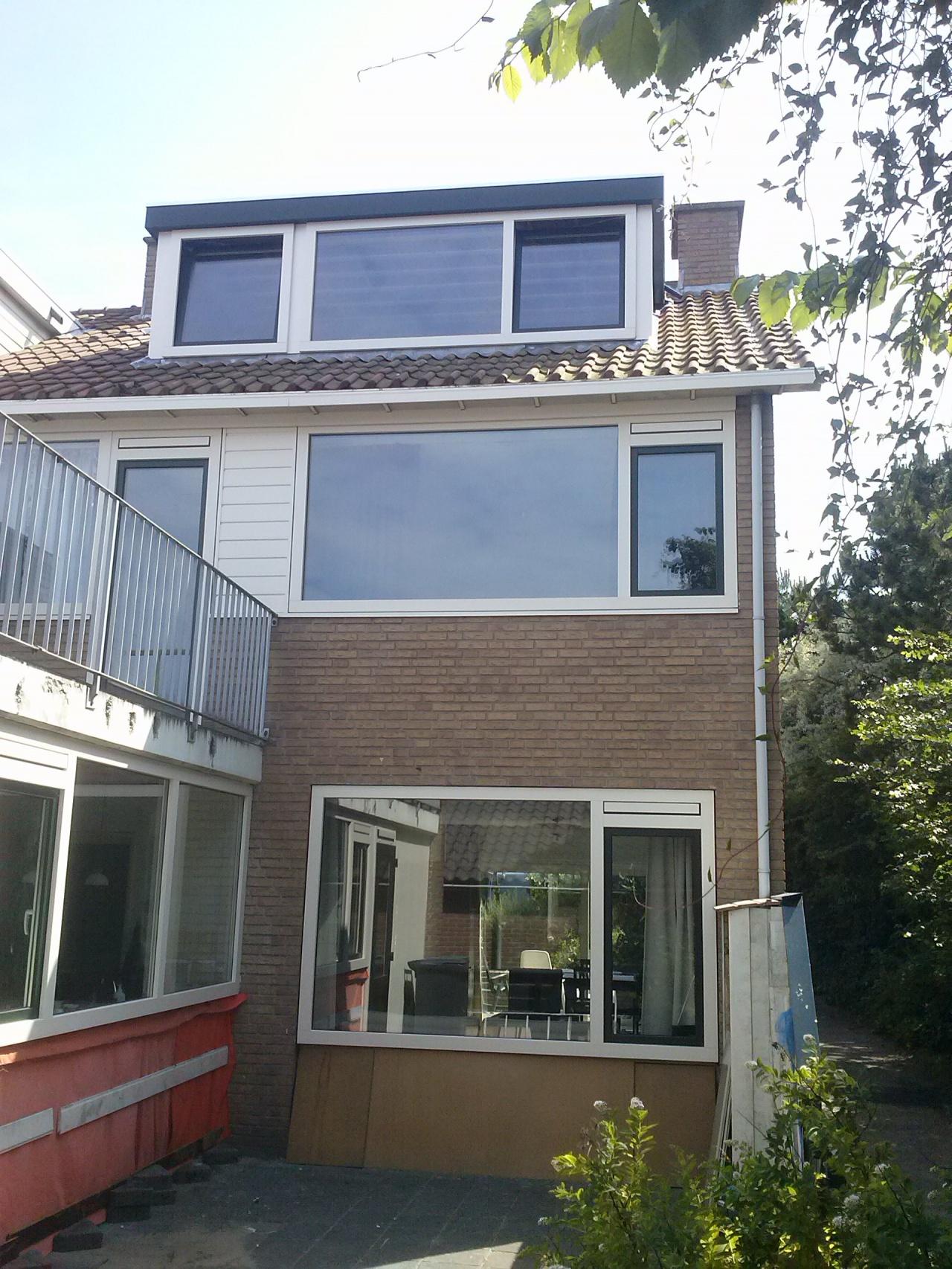 Dakkapel woning Noordwijk